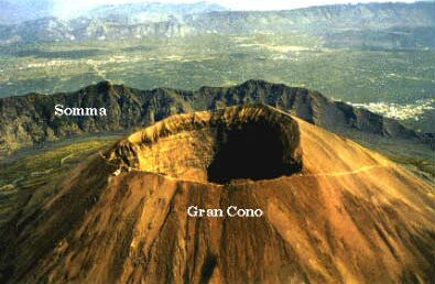 Histoire volcanique du Somma et du Vésuve (de 300000 ans à l'actuel)