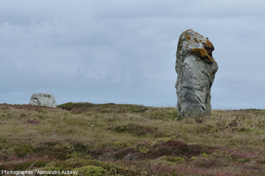 Menhirs de la pointe de Lostmarc'h