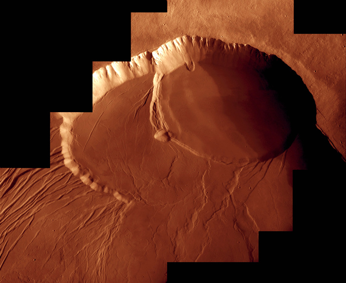 Caldeira d'Olympus Mons